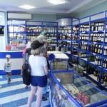 На набережной Магазин крымских вин и коньяков - рекомендую!